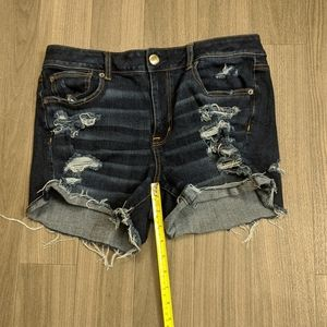 American Eagle Size 12 Super Stretch Shorts NWOT